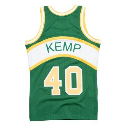 Mitchell & Ness Swingman Jersey Seattle SuperSonics Shawn Kemp '1994-95'-SMJYAC18105