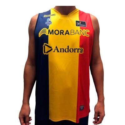 Spalding Morabanc Andorra Jersey 2ª Equipación-3003933167034