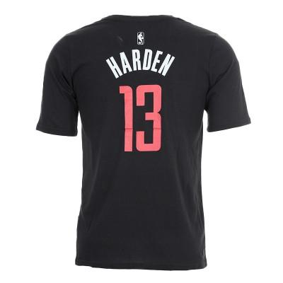 NBA Junior Dark Icon 2.0 Tee Rockets 'Harden'-EZ2B7BCKS-HRJH