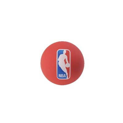 NBA Logo Spaldeens Balls 'Red' 3001694080011