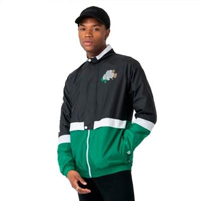 New Era Colour Block Track Jacket 'Celtics'-12123923