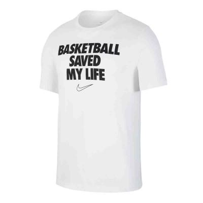 Nike Dri-FIT Tee My Life 'White' CD1103-100