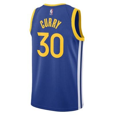 Nike Junior NBA GSW Swingman Jersey Curry 'Icon Edition 19/20' EZ2B7BZ2P-GSCI