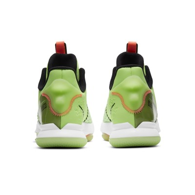 Nike Lebron Witness V Jr 'Ultra Volt'-CQ9380-300-JR