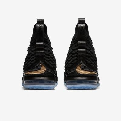 Nike Lebron XV 'Black Gold' 897648-006