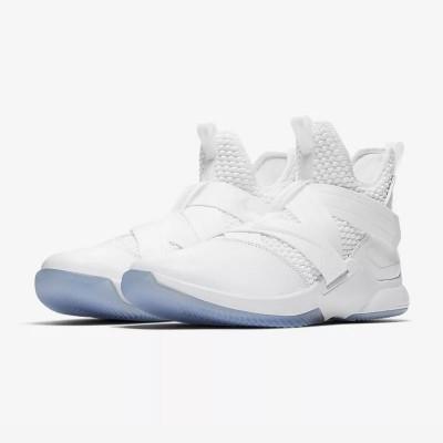 Nike Lebron Soldier XII SFG 'Triple White' AO4054-101