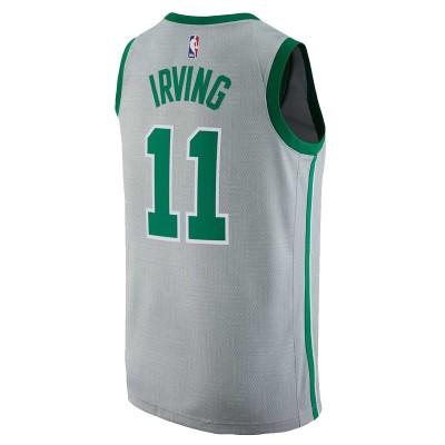 Nike NBA Swingman Jersey Boston Celtics Kyrie Irving 'City Edition' 912077-014