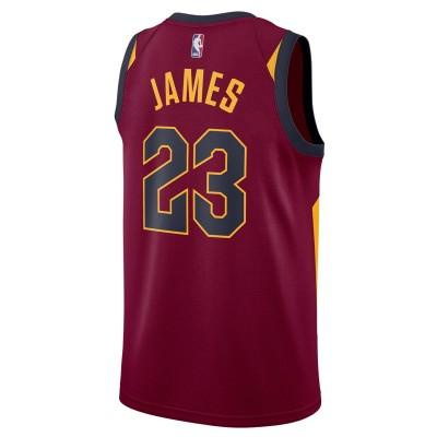 Nike NBA Cavs Swingman jersey Lebron James 'Icon Edition' 864467-677