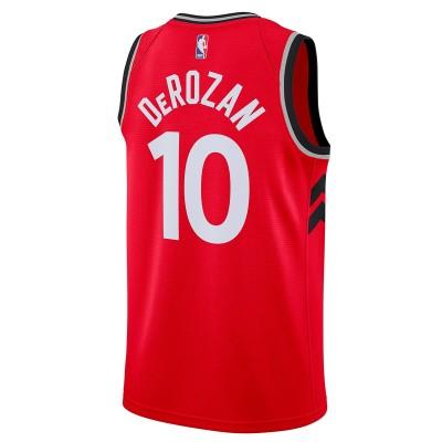 Nike NBA Raptors Swingman Jersey Derozan 'Icon Edition' 864511-658