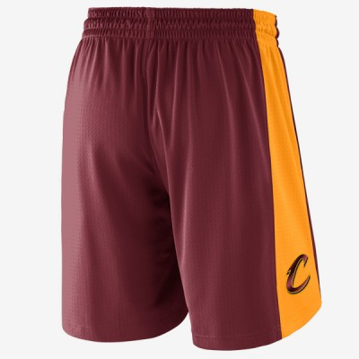 Nike Cleveland Cavaliers Practice Short 'Red' 866933-677