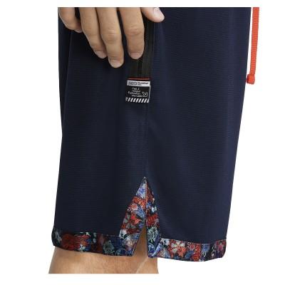 Nike DNA Short 'Floral Navy'-BV9446-420