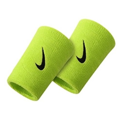 Nike Double Wristband 'Green'-NNN05710OS