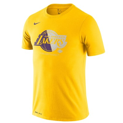 Nike Dri-FIT Tee 'Lakers'-AT0421-741