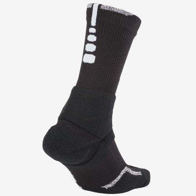 Nike Grip Power Crew Sock NBA 'Black' SX6072-010