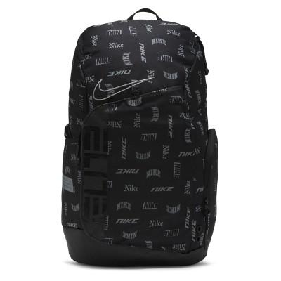 Nike Hoops Elite Printed Backpack 'Black'-CU8347-011