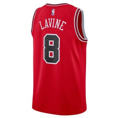 Nike Jr NBA Chicago Bulls Swingman Jersey Zach Lavine 'Icon Edition'-EZ2B7BZ2P-BULZL