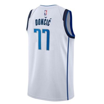Nike Jr NBA Dallas Mavericks Swingman Jersey Luka Doncic 'Association Edition'-EZ2B7BZ1P-MAVDL