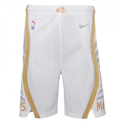 Nike Jr NBA Dallas Mavericks Swingman Short 'City Edition'-EZ2B7BCPL-MAV