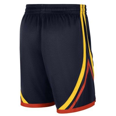 Nike Jr NBA Golden State Warriors Swingman Short 'City Edition'-EZ2B7BCPL-WAR