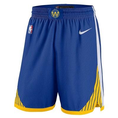 Nike Jr NBA Golden State Warriors Swingman Short 'Icon Edition'-EZ2B7BCQL-WAR