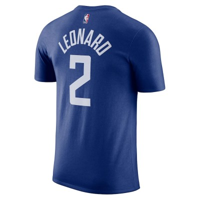 Nike Jr NBA Los Angeles Clippers Number & Name Tee Kawhi Leonard 'Icon Edition'-EZ2B7BCMW-CLIKL