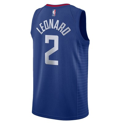 Nike Jr NBA Los Angeles Clippers Swingman Jersey Kawhi Leonard 'Icon Edition'-EZ2B7BZ2P-CLIKL