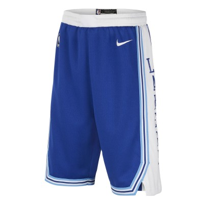 Nike Jr NBA Los Angeles Lakers Swingman Short 'Classic Edition'-EZ2B7BCNS-LAK