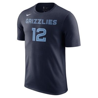 Nike Jr NBA Memphis Grizzlies Number & Name Tee Ja Morant 'Icon Edition'-EZ2B7BCMW-GRIJM