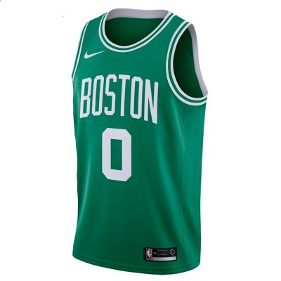 Nike Junior NBA Boston Celtics Swingman Jersey Tatum 'Icon Edition'-EZ2B7BZ2P-BCJTI