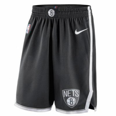 Nike Junior NBA Brooklyn Nets Swingman Short 'Icon Edition'-EZ2B7BABZ-BNI