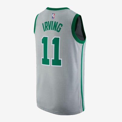 Nike Junior NBA Celtics Swingman Jersey Kyrie Irving 'City  Edition' EZ2B7BZ2P-BCKIC