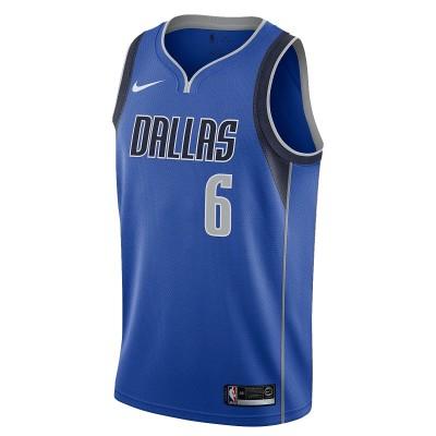 Nike Junior NBA Dallas Swingman Porzingis Jersey 'Icon Edition'-EZ2B7BZ2P-DMKP