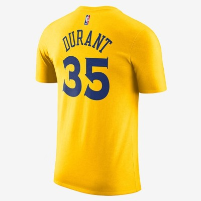 Nike Junior NBA Golden State Warriors  Nick Name Tee Durant 'City Edition' EZ2B7NAAC-GSWKD