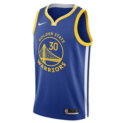 Nike Junior NBA GSW Swingman Jersey Curry 'Icon Edition 19/20' EZ2B7BZ2P-GSCI