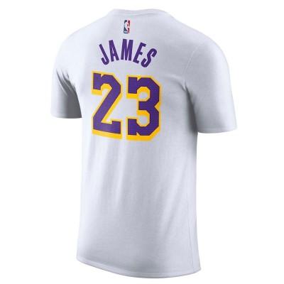 Nike Junior NBA Lakers Nick Name Tee James 'Association Edition' EZ2B711F1-LALJA