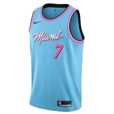 Nike Junior NBA Miami Swingman Jersey Dragic 'City Edition'-EZ2B7B1GP-MDCE