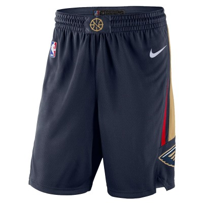 Nike Junior NBA Pelicans Swingman Short 'Icon Edition'-EZ2B7BABZ-NOPI