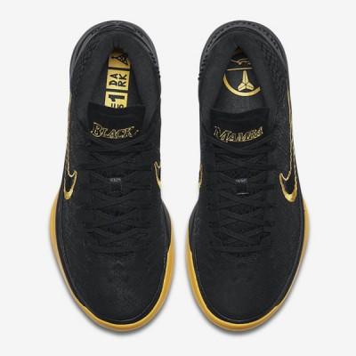 Nike Kobe AD Mid 'Black Mamba' AQ5164-001