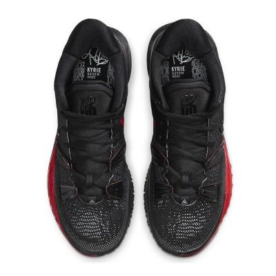 Nike Kyrie 7 'Bred'-CQ9326-001