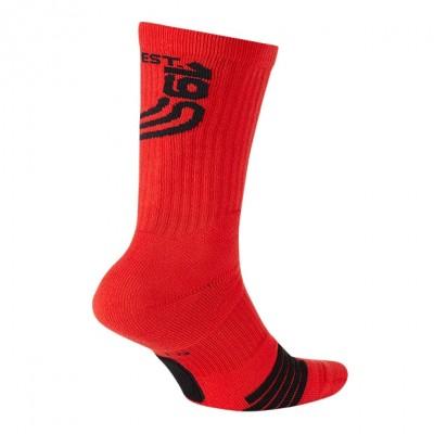 Nike Kyrie Elite Crew 'Red'-SK0077-677
