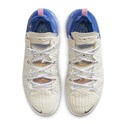Nike LeBron 18 'Los Angeles By Day'-DB8148-200
