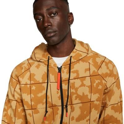 Nike Lebron Hoodie Fleece 'Desert Camo' AT3913-723