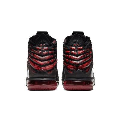 Nike Lebron XVII 'Infrared'-BQ3177-006