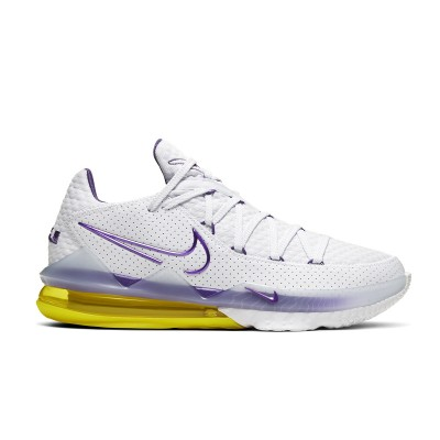 Nike Lebron XVII Low 'Lakers'-CD5007-102
