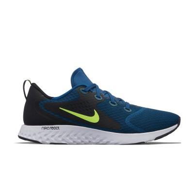 Nike Legend React GS 'Blue Volt'- AA1625-402JR