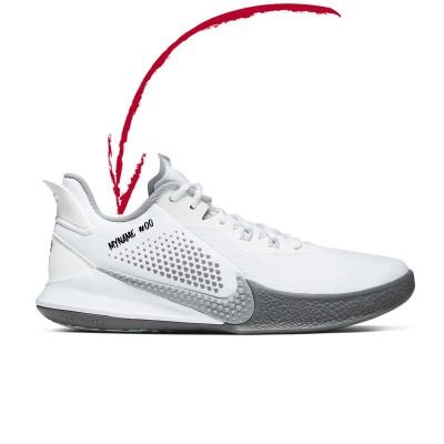 Nike Mamba Fury Jr 'White'-CK2087-100-Jr