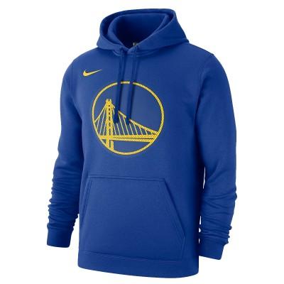 Nike NBA Hoodie Logo 'Warriors'-EZ2B7BBMM-GSW