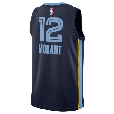 Nike NBA MG Swingman Jersey Morant 'Icon Edition' AA7095-426