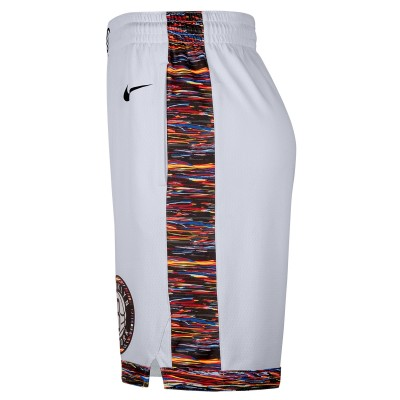 Nike Junior NBA Brooklyn Nets Swingman Short 'City Edition'-EZ2B7BYA2-BNCE