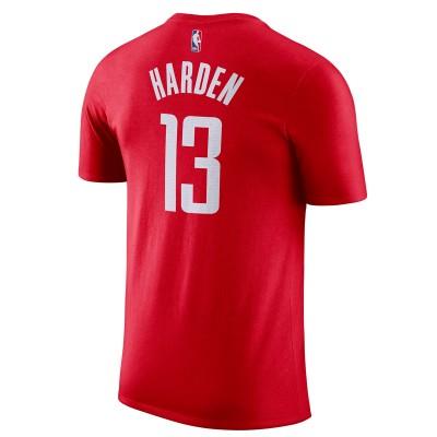 Nike NBA Rockets Nick Name Tee Harden 'Icon Edition'-BQ1533-660
